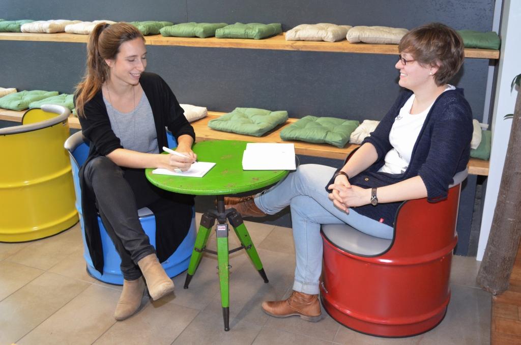 Im Gespräch mit Sarah Greiner-Miethe