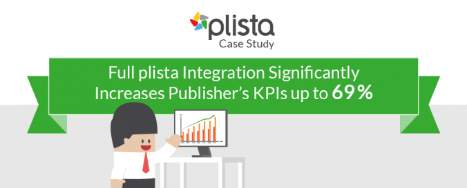 Find out, how publishers benefit from full plista integration. The case study shows the impact of the plista algorithm on recommended articles. Read more!