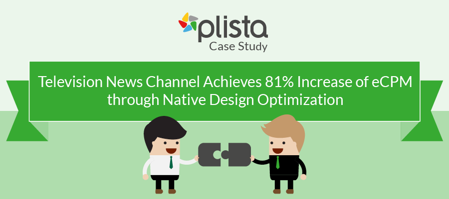 Case Study Publisher Native Design Optimization