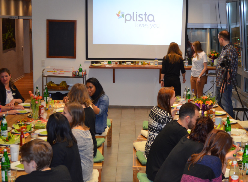 plista hosts the Syrian Cooking Dinner