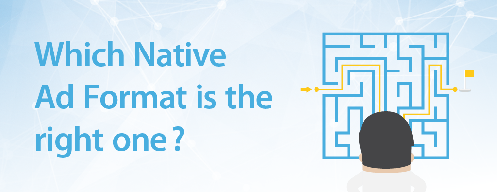 Infographic: Which Native Ad Format is the right one