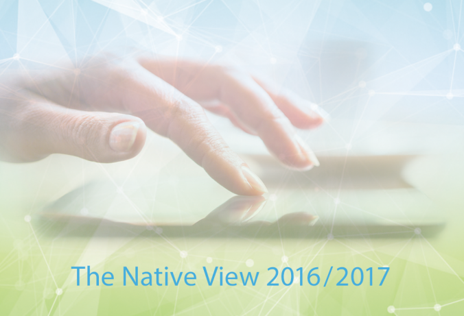 The end of 2016 is getting closer and was full of trends, changes, and news for the digital advertising industry. With a native view in mind we look back and share 4 key learnings.