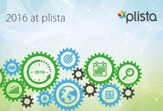 As the year is coming to an end, plista points out three key messages for 2017 in its 2016 recap - globalization, inventory and programmatic.