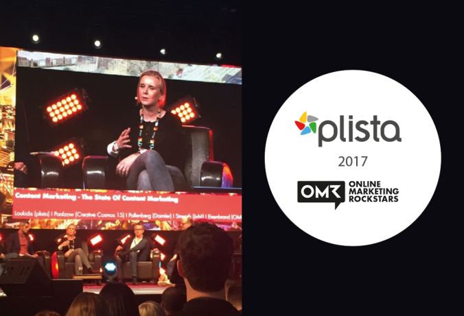 One week ago we visited the Online Marketing Rockstars Festival 2017. A lot is happening within the digital marketing industry and we wrote down 4 takeaways for you to stay up to date.