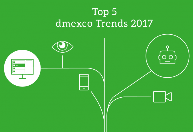 Find out more about this year's dmexco topics. We put together five of the main trends in the digital advertising industry you should keep in mind.