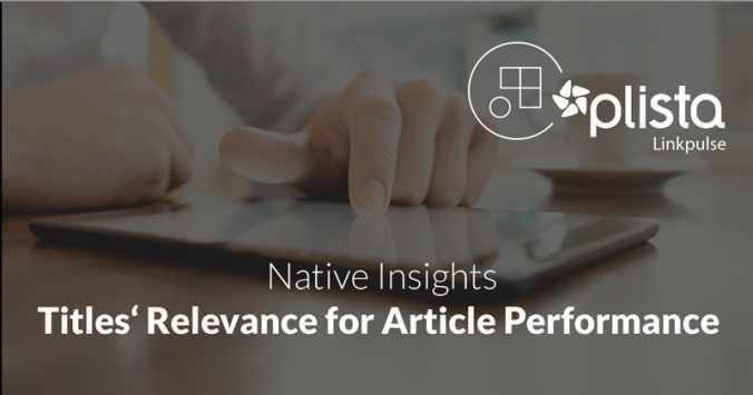 What types of article titles yield the longest reading times? Read more to find out how your titles can attract a committed audience.