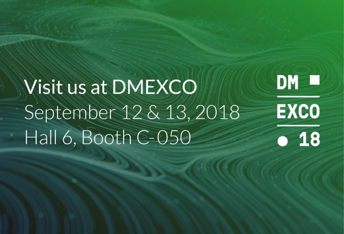 It is our favorite time of year again: DMEXCO! Join us, read on about these trends that are likely to appear at the conference, and be DMEXCO-ready!